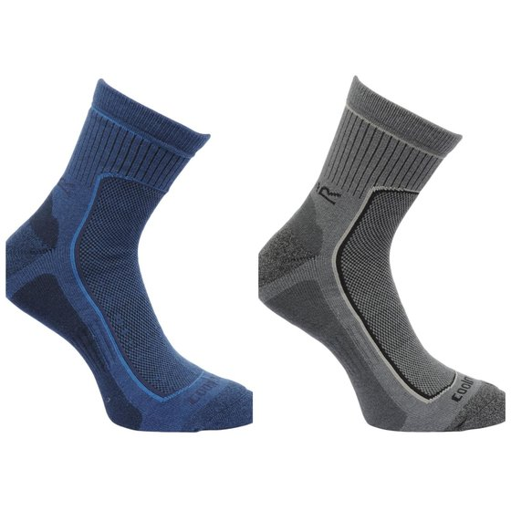 Regatta Mens Pair Active Lifestyle Sock