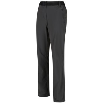 Regatta Xert Stretch II Outdoor Hose Damen Seal Grey 80
