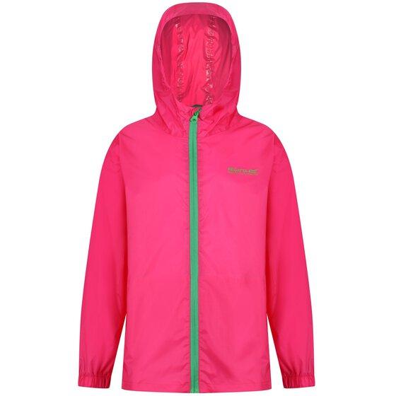Regatta Kids Pack-It Jacket III Kinder Regenjacke
