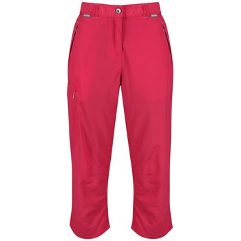 Regatta Active Chaska Capri Hose Damen Bright Blush 44