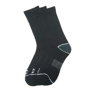 Endurance Hoope Socken 3er Pack Black 35-38