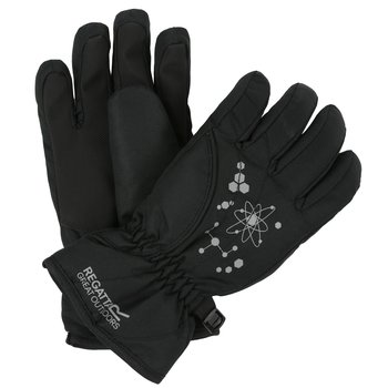 Regatta Arlie II W/P Gloves Kinder Skihandschuhe Black...