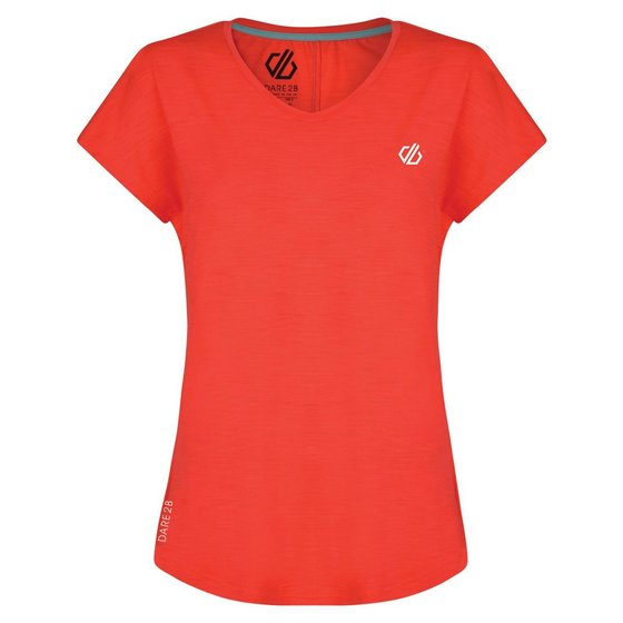 Dare2b Vigilant Tee Funktionsshirt Damen Wandershirt Outdoorshirt