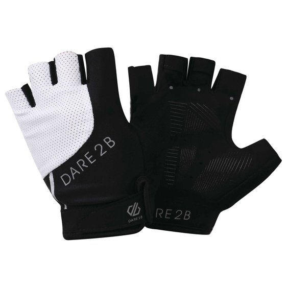 Dare2b Womens Forcible Mitt kurze Rad-Handschuhe Damen