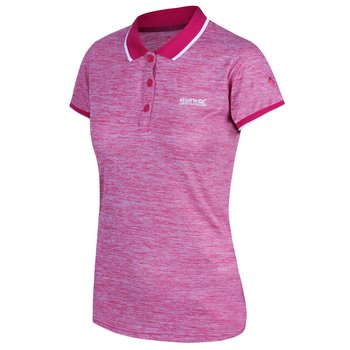 Regatta Remex II Funktions Polo Shirt Damen Wandershirt...