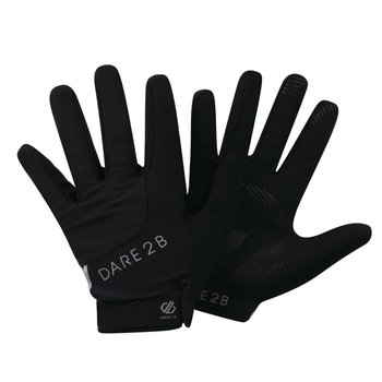 Dare2b Womens Forcible Glove Fahrradhandschuhe Damen Black M