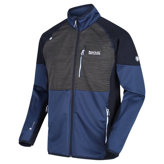 Regatta Yare II Powerstretch Fleecejacke Herren