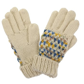 Regatta Frosty Glove III Strickhandschuhe LightVanilla L/XL