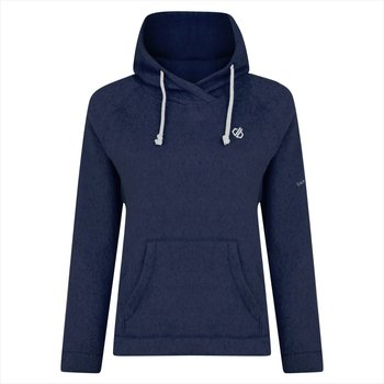 Dare2b Realise Fleece Kapuzenpulli Hoodie Damen Blue Wing 42