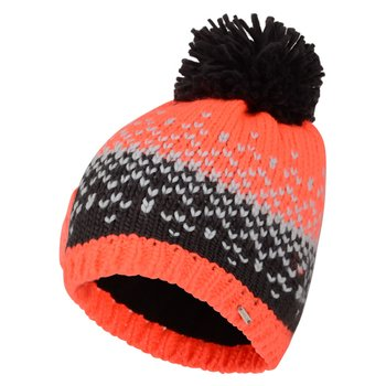 Dare2b Ideation Beanie Wintermütze Damen FieryC/Ebony