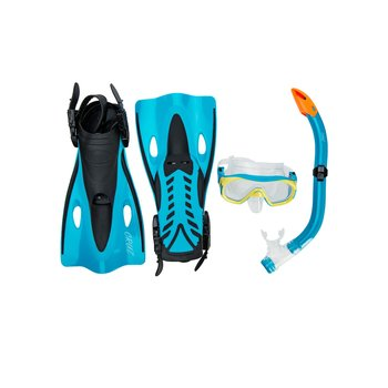 Cruz Cebu Jr. Diving Set Kinder - Taucherbrille,...