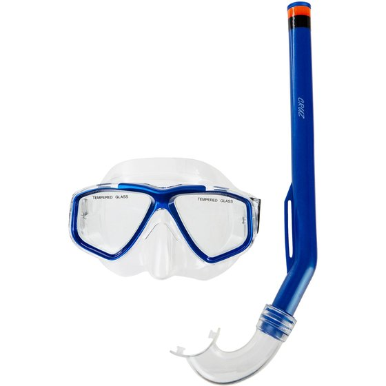 Cruz Flamenco Beach Jr. Diving Set Taucherbrille und...