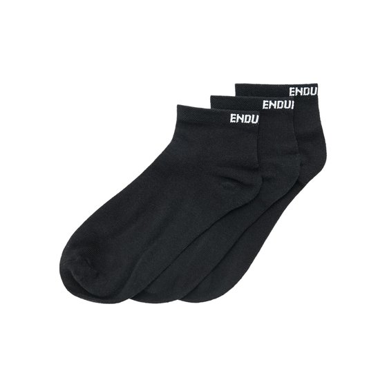Endurance Mallorca 3-Pack Sock Quarter Sport Socken...