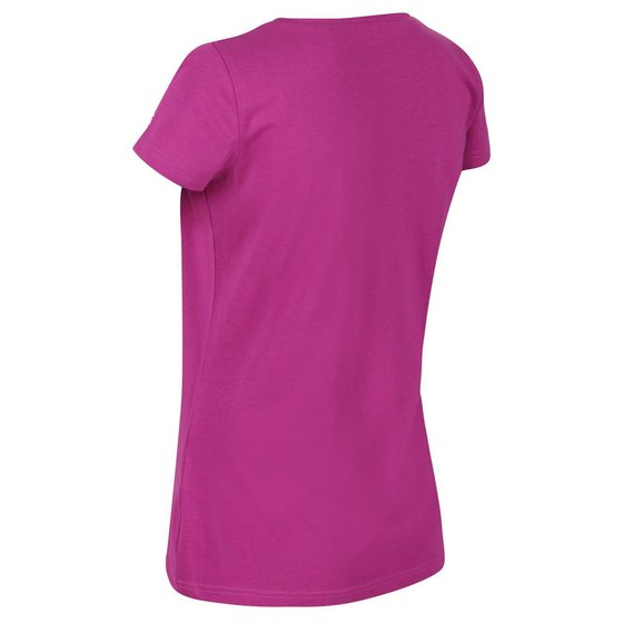 Regatta Womens Breezed Freizeit Shirt Damen T-Shirt