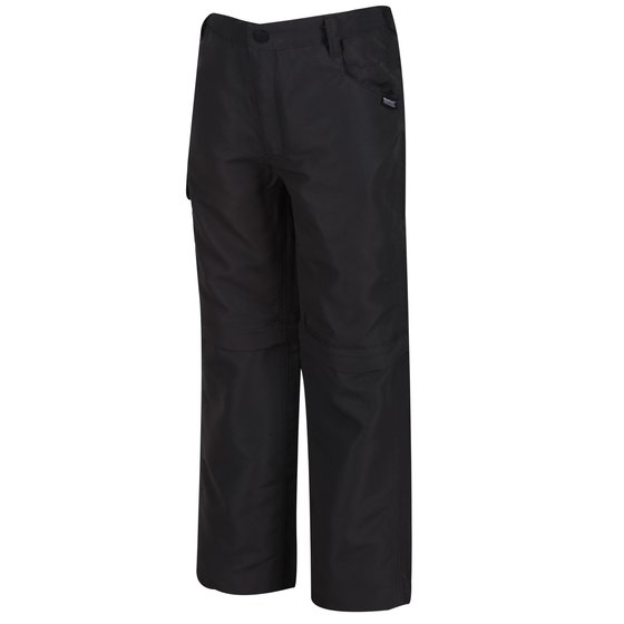 Regatta Sorcer Zip Off Trousers II Kinder Wanderhose...