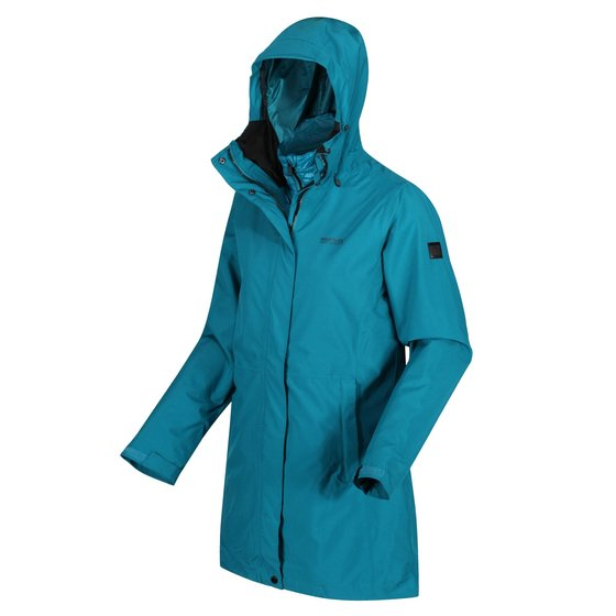 Regatta Denbury 3-In-1 wasserdichte Doppeljacke Damen Winterjacke Trekkingjacke Outdoorjacke