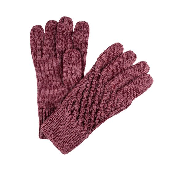 Regatta Multimix Glove III Strickmuster Handschuhe Damen
