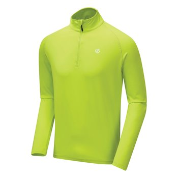 Dare2b Fuse Up II Core Stretchjacke Herren Midlayer Lime...