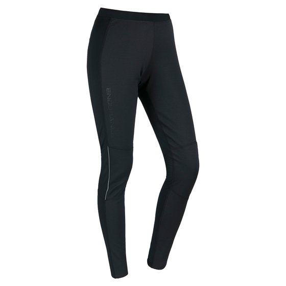 Endurance Mahana W Windblock Damen Laufhose Run Tights XQL