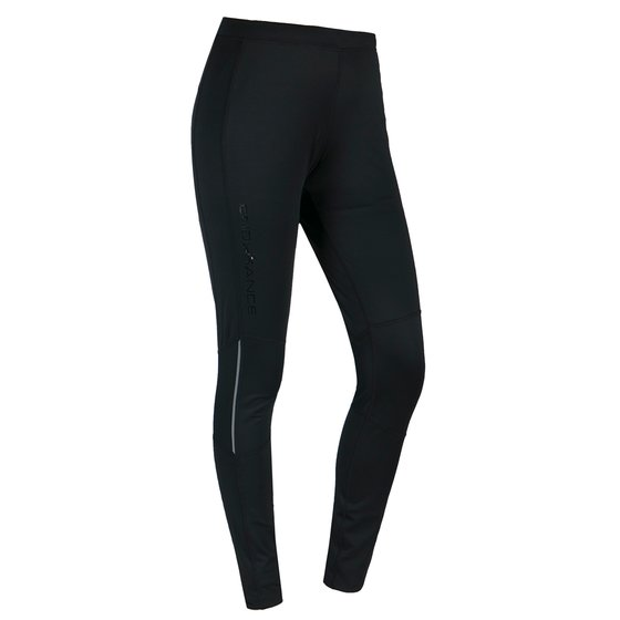 Endurance Mahana W XQL Laufhose Damen Long Run Tights