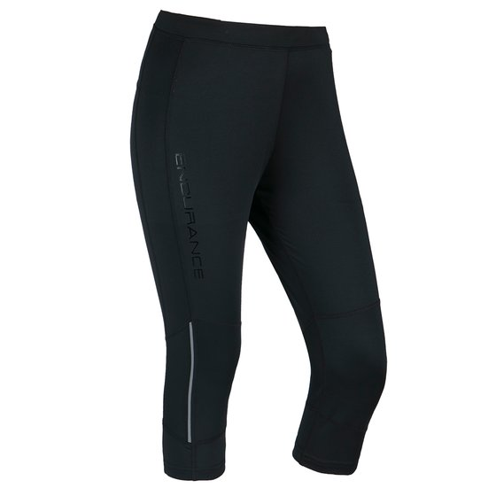 Endurance Mahana W 3/4 Run Tights Damen Laufhose XQL