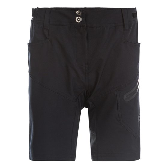 Endurance Jamilla W 2 in 1 Cycling Short Damen Radshorts...