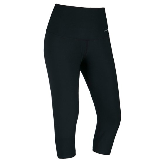 Endurance Polyurethanglia W 3/4 Trainingshose Damen Leggings Fitness Tights