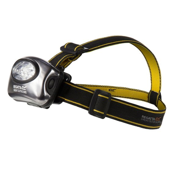 Regatta Stirnlampe 5 LED Head Torch 20 Lumen