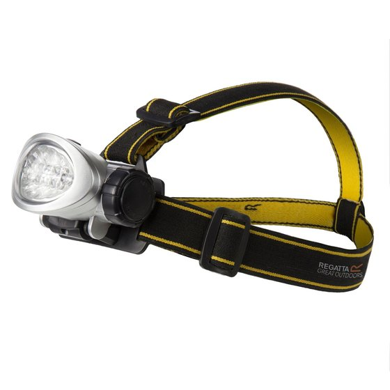 Regatta Stirnlampe 10 LED Head Torch 28 Lumen
