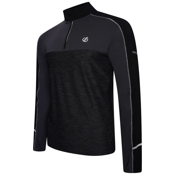 Dare2b Power Up Jersey Langarm Laufshirt Herren...